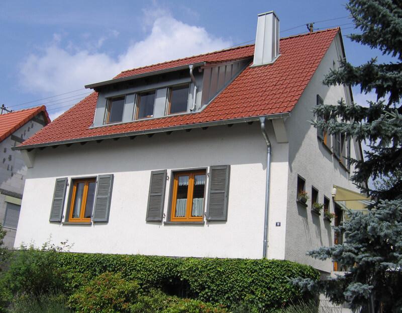 Ziegeldach, Dachdecker Engel Saarbrücken