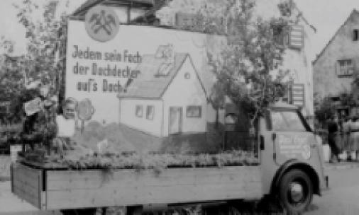 Dachdecker Engel Saarbrücken Historie