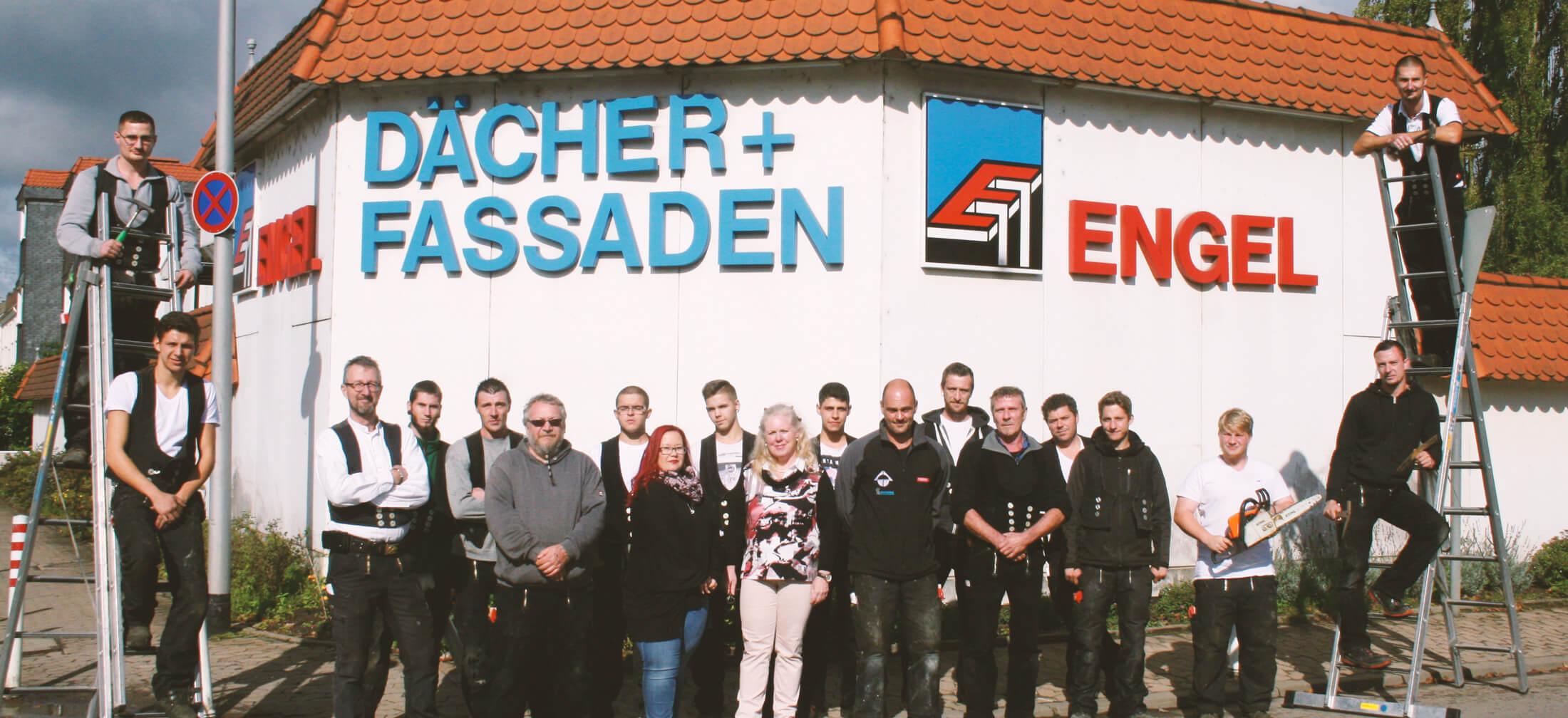 Dachdeckerteam Engel Saarbrücken