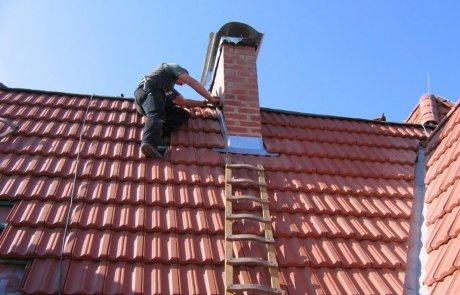 Arbeiten als Dachdecker in Saarbrücken