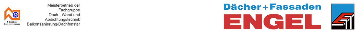 Dachdeckerei Engel / Dächer + Fassaden Logo