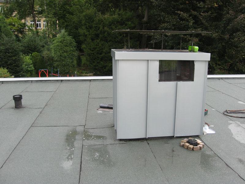 Kaminkopfsanierung, Dachdeckerei Engel, Saarbrücken