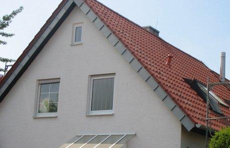 Klempnerarbeiten, Dachdeckerei Engel, Saarbrücken