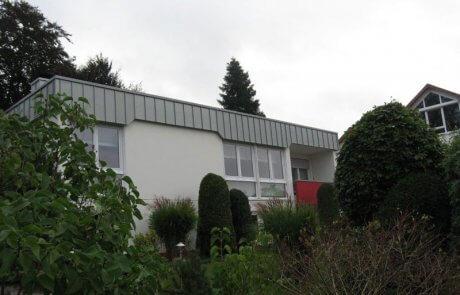 Metalldach, Dachdecker Engel, Saarbrücken