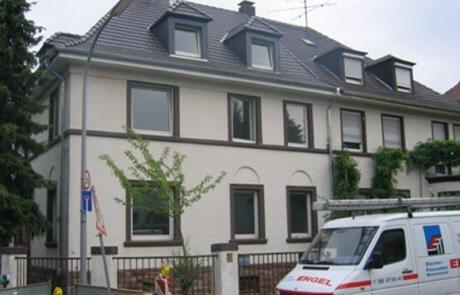 Steildach, Dachdecker Engel, Saarbrücken